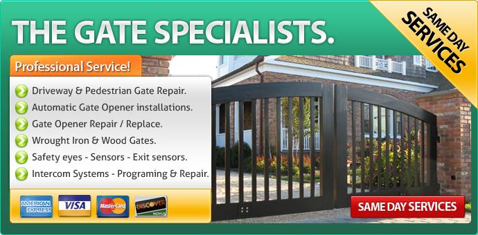 Gate repair East Norriton PA